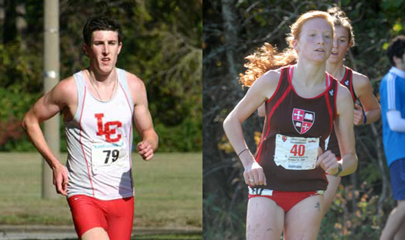 St. Lawrence's Pavlus and Lynchburg's Flynn Named USTFCCCA National Athletes of the Year