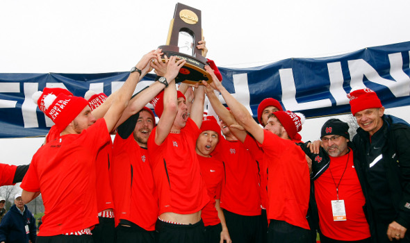 Carius, Schwamberger Earn Division III Cross Country National Coach of the Year Titles