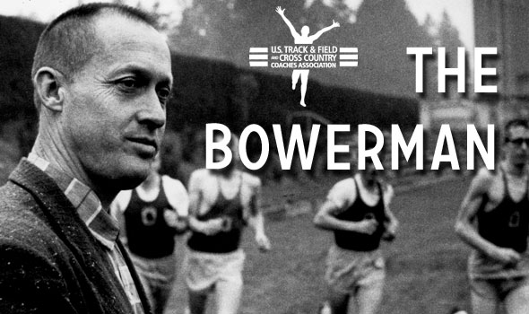 The Bowerman Presentation To Highlight USTFCCCA Convention in Orlando