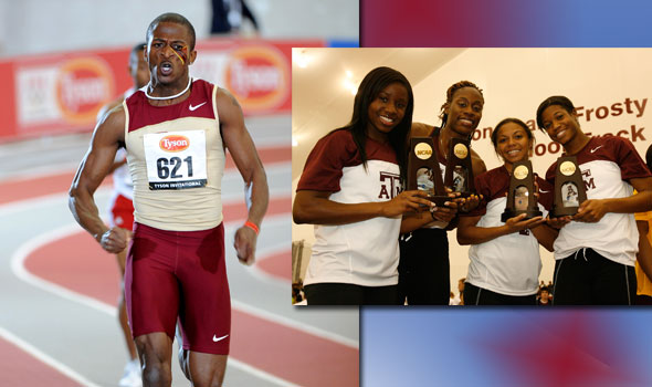 Florida State Men, Texas A&M Women Are First No. 1s of the Indoor Season