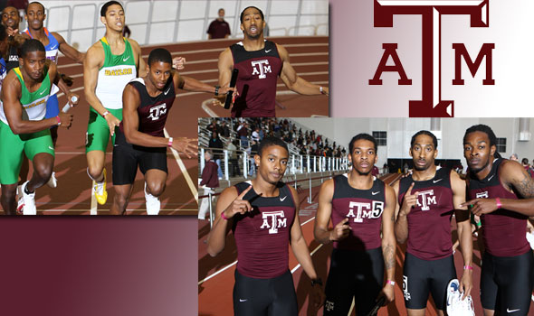 Texas A&M's Men Moves to National No. 1, Aggies Hold Both Top Spots