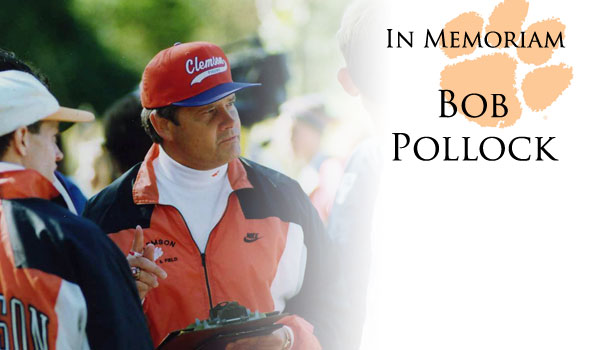 Former Clemson Track Coach Bob Pollock Passes