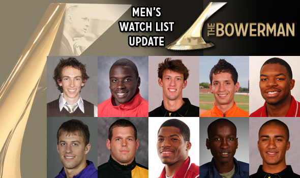 Henning, Lawrence, McNeill New Additions to Watch List for The Bowerman