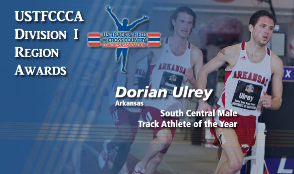 USTFCCCA Announces Division I Region Award Winners