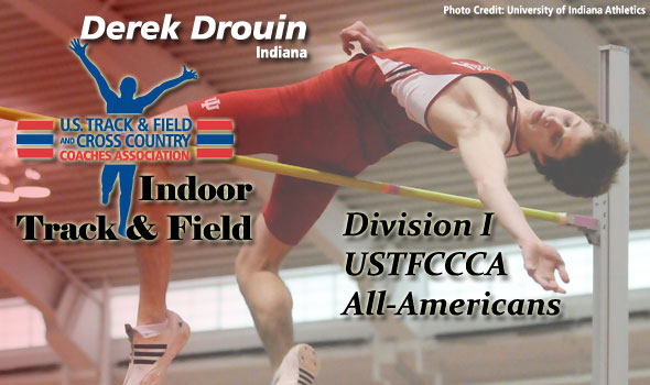 USTFCCCA Awards 366 with All-America Honors in Division I