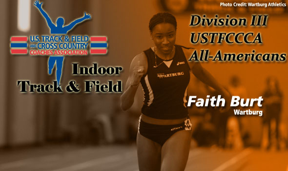 USTFCCCA Honors 300 Division III Athletes with All-America Status