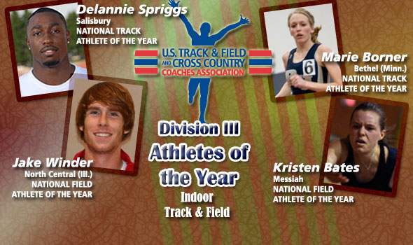 National Athletes of the Year in Division III Announced