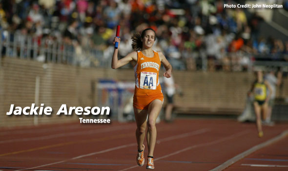Tennessee Wins Another Penn Relays DMR Title