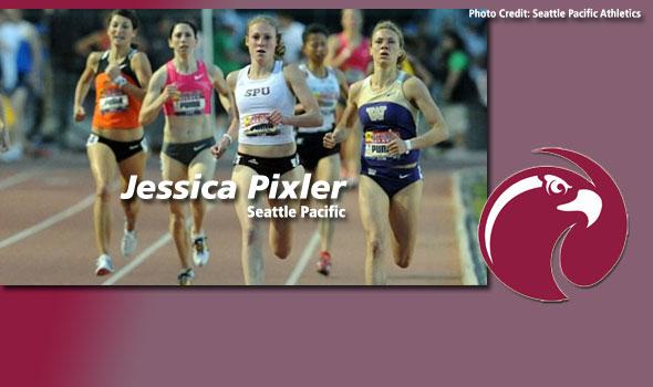 Seattle Pacific's Jessica Pixler Looks Back on Mt. SAC 4:11