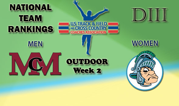 McMurry, Illinois Wesleyan Keep National Top Spots in D3