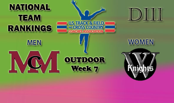 McMurry, Wartburg Lead Division III Rankings With One Week Remaining