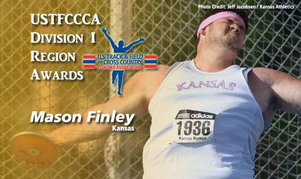 USTFCCCA Region Award Winners for Division I Outdoor Track & Field Announced