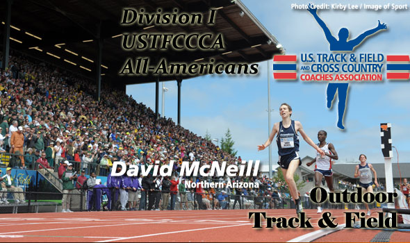 USTFCCCA Proclaims 428 Student-Athletes as Division I Outdoor Track & Field All-Americans