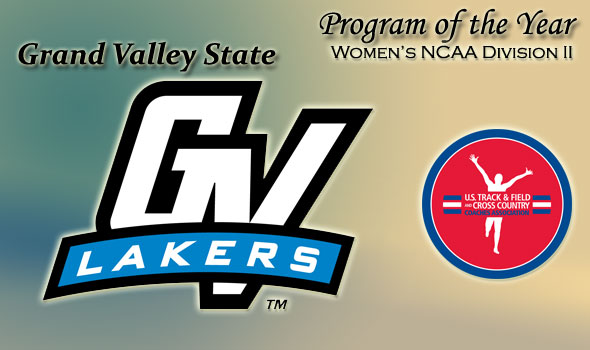 Grand Valley State is Division II's Women's Program of the Year