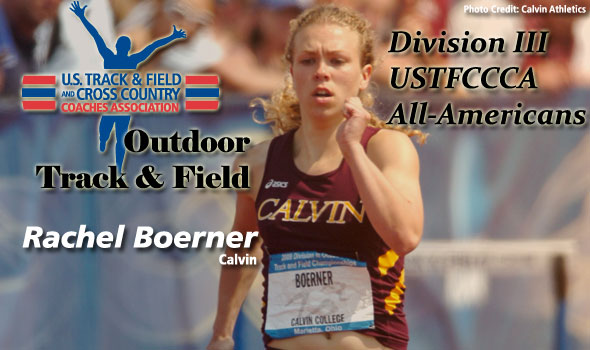 2010 Outdoor Track & Field All-Americans Announced in Division III