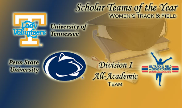 Tennessee, Penn State Women Lauded as Scholar Teams of the Year