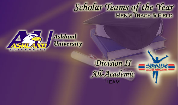 Men's Scholar Team of the Year Honors in Division II Again Swept by Ashland