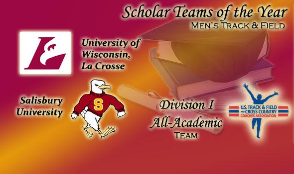 UW La Crosse, Salisbury Men Earn D-III's Scholar Team of the Year Plaudits