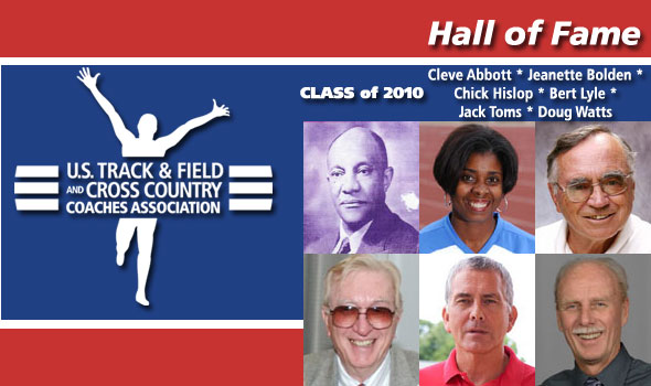 USTFCCCA's Hall of Fame Class of 2010 Represents Leadership, Success