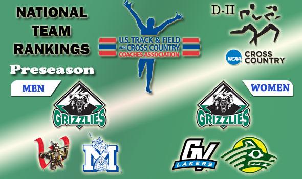 Adams State's Men, Women Top Division II National Preseason Cross Country Rankings