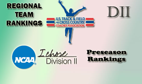 Preseason Division II Regional Rankings Released