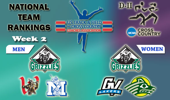 Week Two National Team Ranking Update in Division II Released
