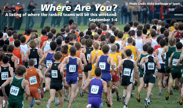 Where Are You?: September 1-4