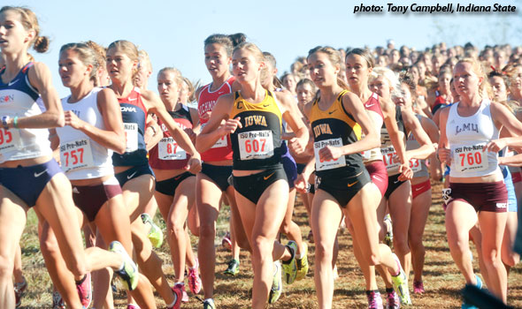 Collegiate Cross Country Weekend Recap: October 17