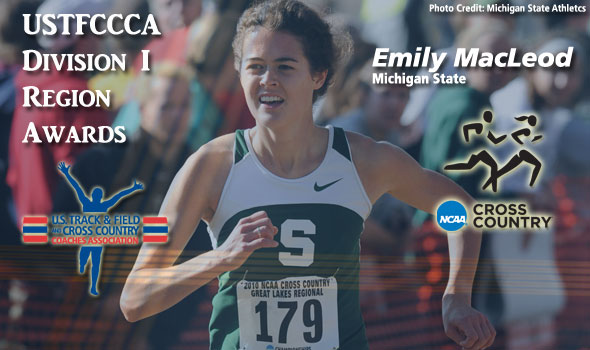 USTFCCCA Division I Cross Country Regional Award Winners for 2010 Released