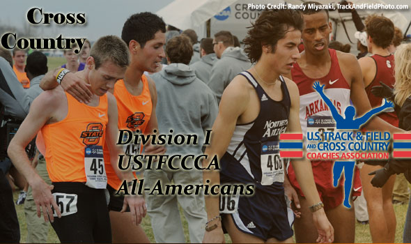 All-America Honors for 2010 Division I Cross Country Season Released