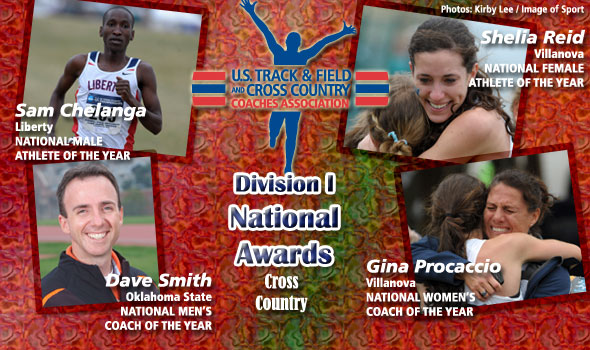 Chelanga, Reid, Smith, Procaccio Earn National Award Nods