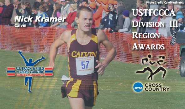 Region Award Winners in Division III Announced for Cross Country