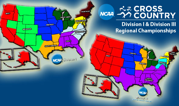 Regional Cross Country Championships in Division I and III Are Here This Weekend