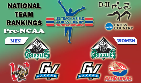 Adams State Back to the Top in Both Division II Cross Country Rankings