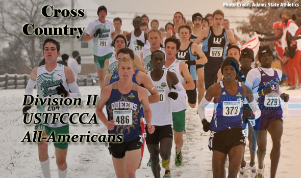 All-America Honors for 2010 Division II Cross Country Season Released