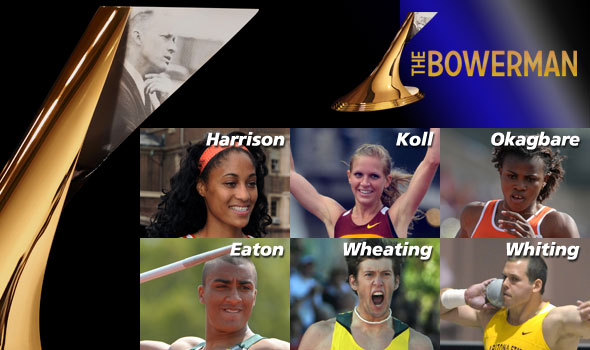The Best Collegiate Athletes of the Year to Be Crowned Next Week in San Antonio
