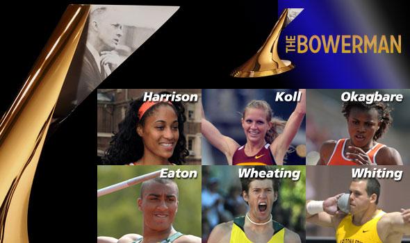 The Best Collegiate Athletes of the Year to Be Crowned Next Week in San Antonio