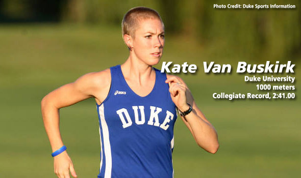 Weekend Review: January 24, 2011; Van Buskirk Sets Collegiate Record