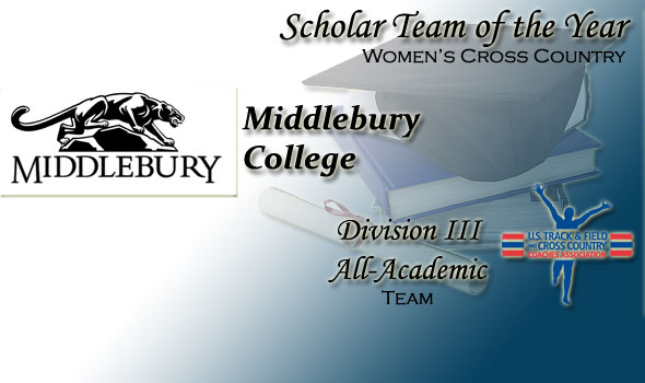 Women of Middlebury Earn Scholar Team of the Year Award in Division III for Third Time in Five Years