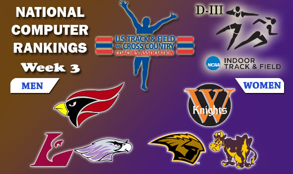 D-III T&F Rankings: Wartburg women now No. 1 in Division III