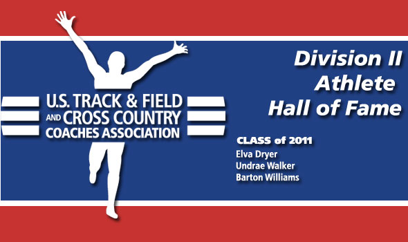 Dryer, Walker, Williams Named to Division II Athlete Hall of Fame