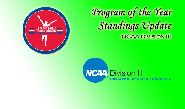 Program of the Year Standings in D-III Show North Central Men, MIT Women Up Top