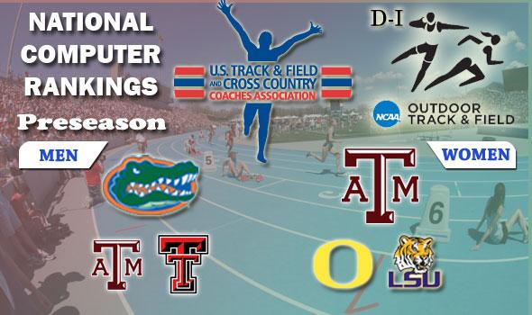 Florida Men, Texas A&M Women Begin 2011 Outdoor Season as Number Ones