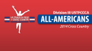 2014 USTFCCCA All-Americans for NCAA Division III Cross Country
