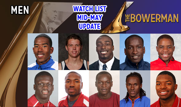 Mookie Salaam Moves Back to The Bowerman's Men's Watch List