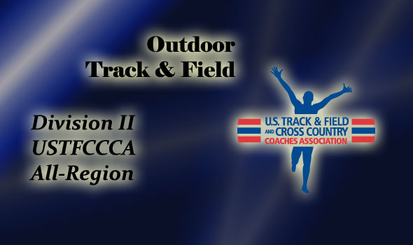All-Region Awards for Division II Outdoor Track & Field Announced