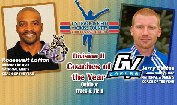 Division II Names the Top Coaches of the Outdoor Season