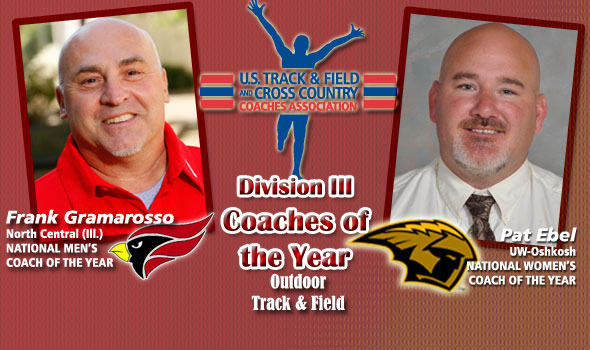 Head and Assistant Coaches Named for Division III Outdoor Season