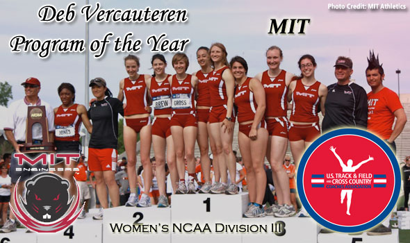 MIT's Consistency Led to First Deb Vercauteren Program of the Year Title