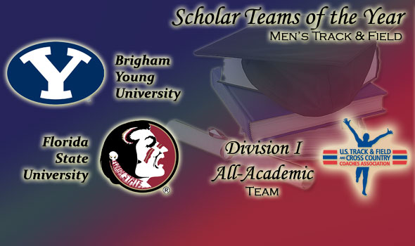 BYU, Florida State are Scholar Teams of the Year in Men's Track & Field